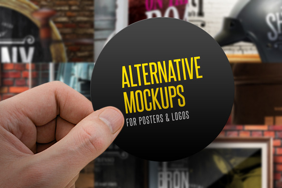 Alternative Mockups