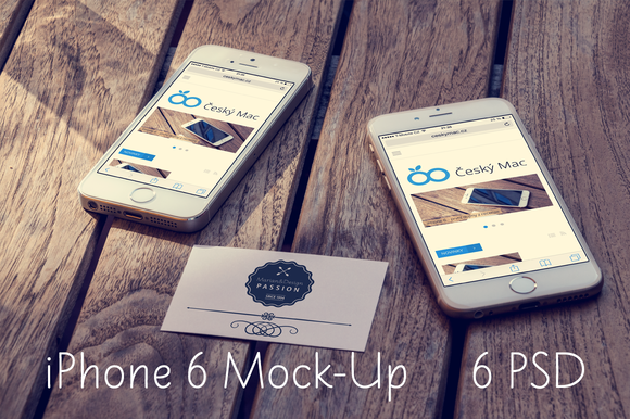 IPhone 6 Mock-Up Part 2 Of 3