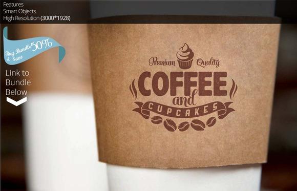 Coffee Branding Mockup 6