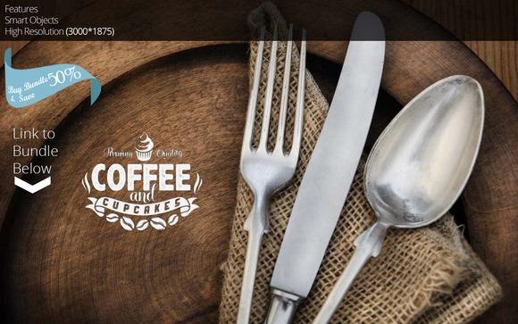 Coffee Branding Mockup 5
