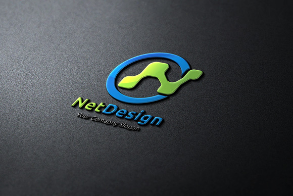 Net Design Logo