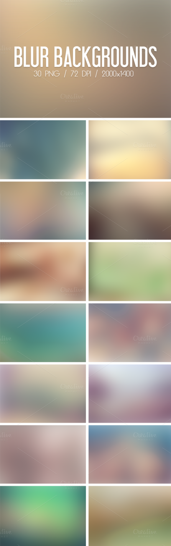 Blur Backgrounds