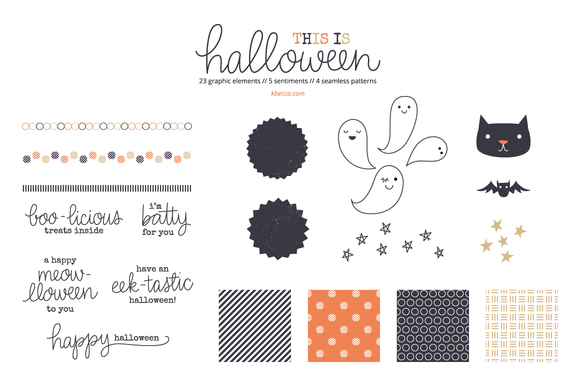This Is Halloween Vector Graphics