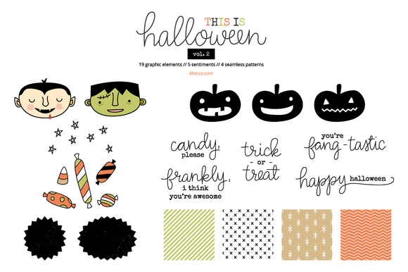 This Is Halloween Vector Graphics 2