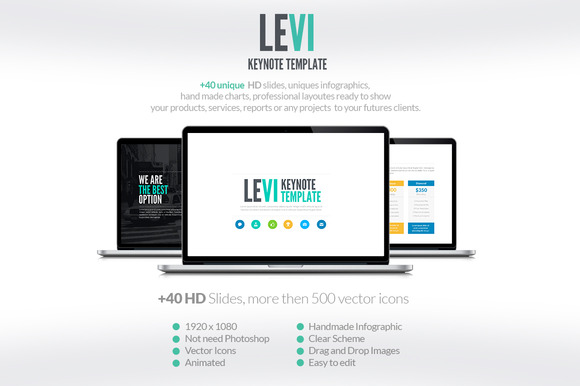 Levi Keynote Presentation