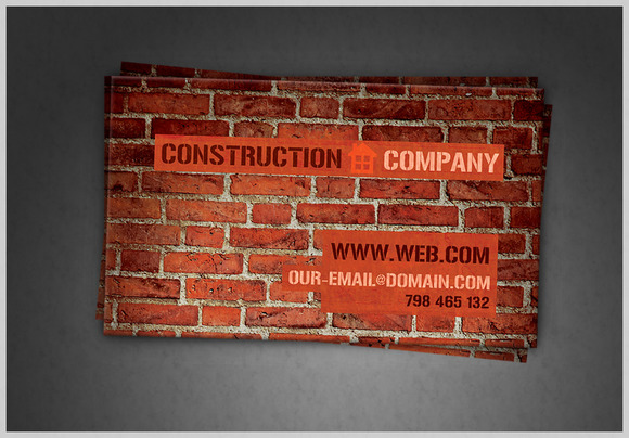 2 Company Business Card