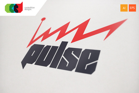 Pulse Logo Template