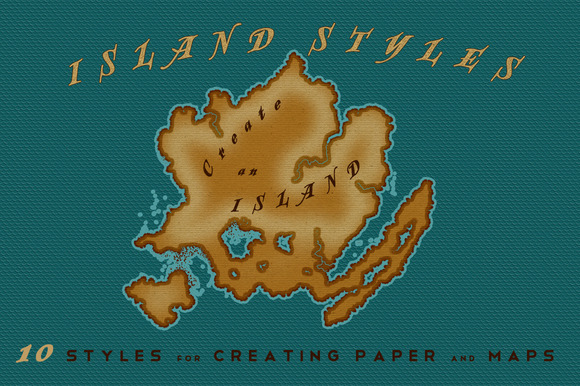 Paper Island Styles With Extras