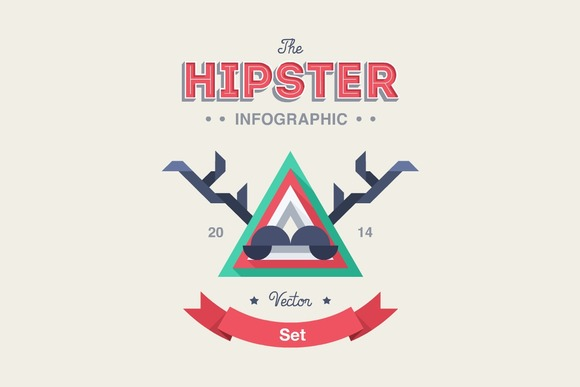 The Hipster Infographic