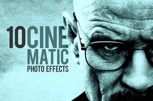 10 CInematic Photo Actions