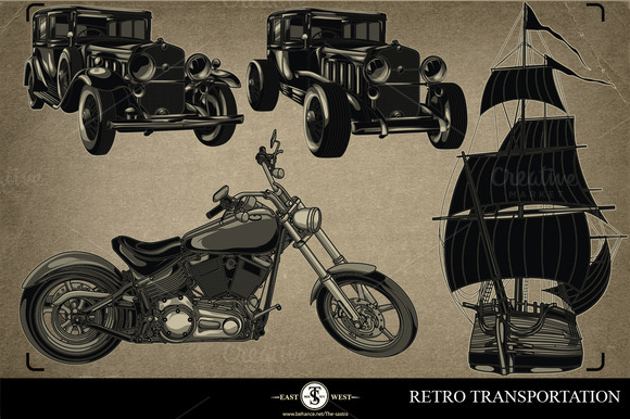 Retro Transportation
