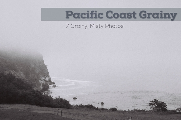 Pacific Coast Grainy