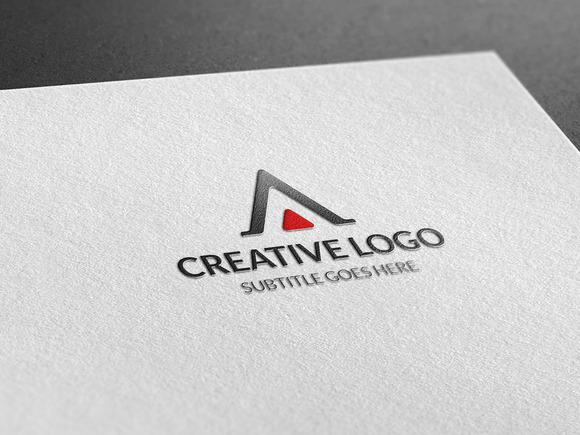 A Sign Logo