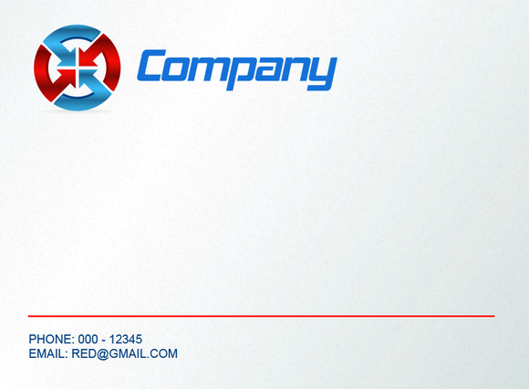 N9 Company Business Card