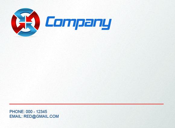 N9 Company Business Card
