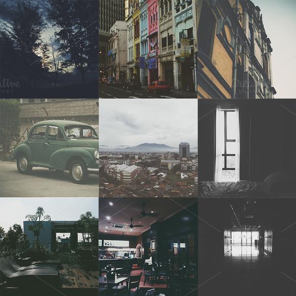 9-Vintage Matte Photos-Volume1