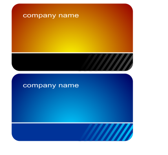 N9 2 Rounded Corner Business Cards