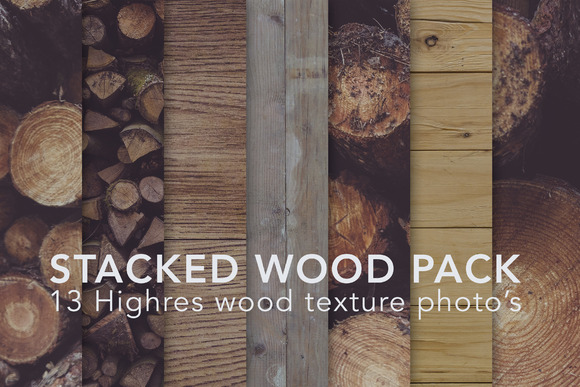 Stacked Wood Pack