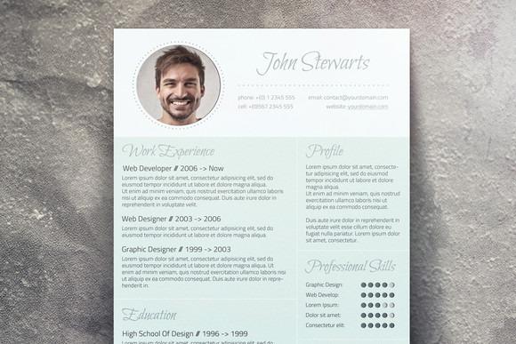 Fresh CV Cover Letter
