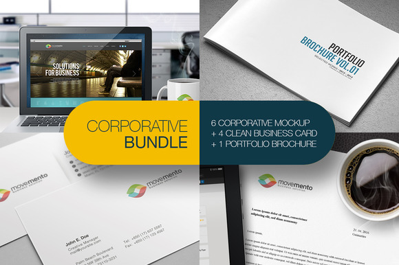Corporative Bundle