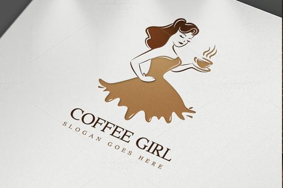Coffee Girl Logo