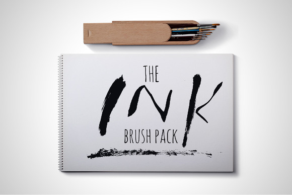 The Brush Ink Pack