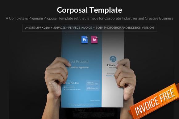 Corposal Corporate Business Propos