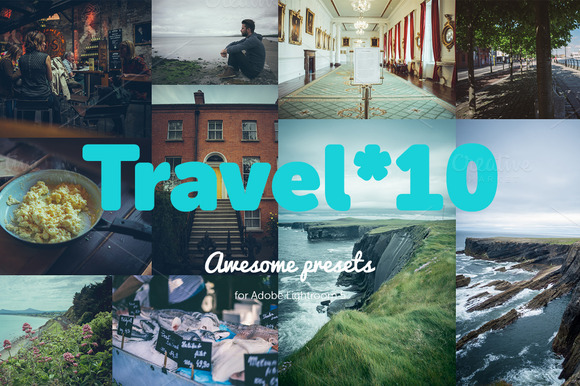 10 Awesome Travel Presets