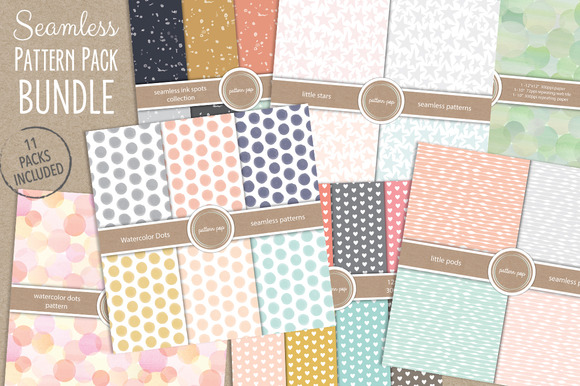 Seamless Pattern Bundle