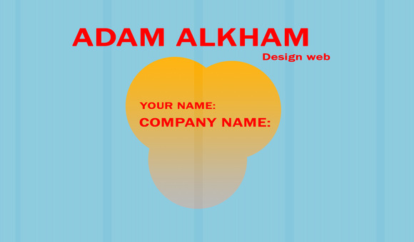 V3 Aroud Business Card