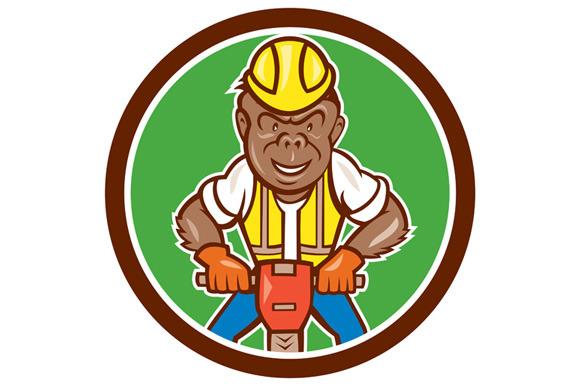 Gorilla Construction Jackhammer Circ