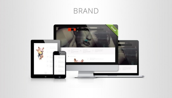 Brand Multipurpose HTML Template