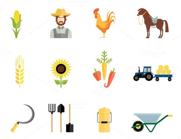 Farmer Icons
