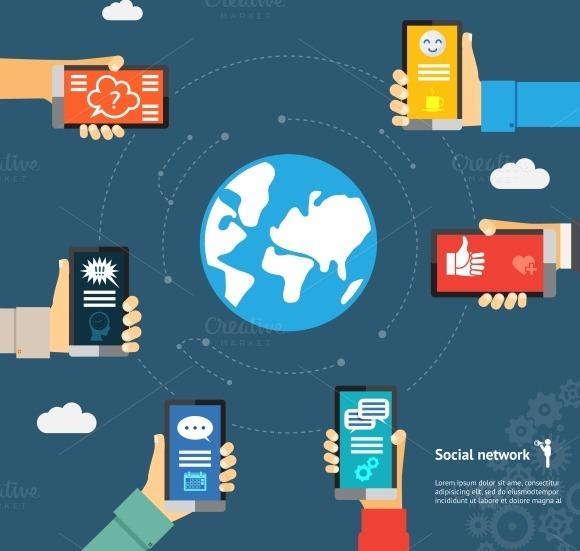 Mobile Instant Messenger Concept