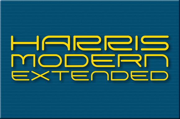Harris Modern Extended