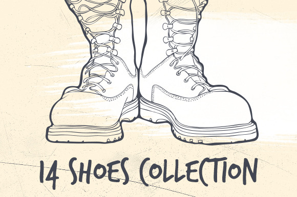 14 Shoes Collection