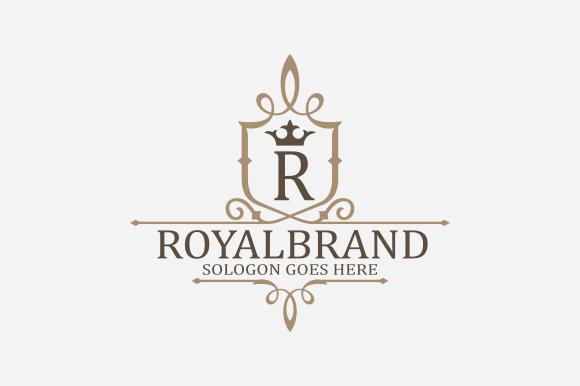 Royal Brand Logo V3