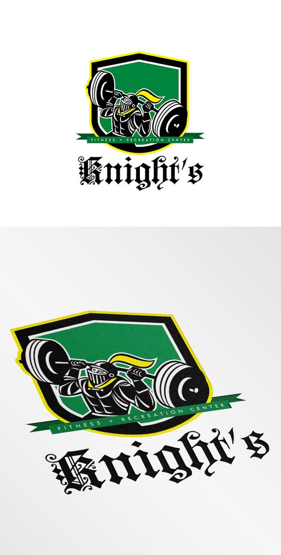 Knight S Fitness Logo