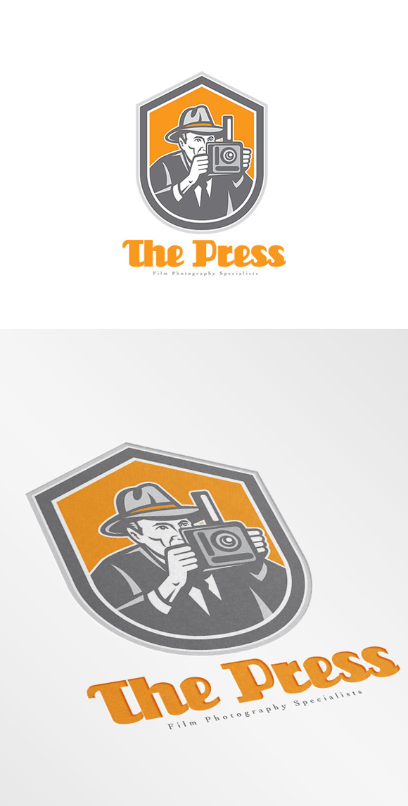 Press Pass Photography Templates » Designtube - Creative ...