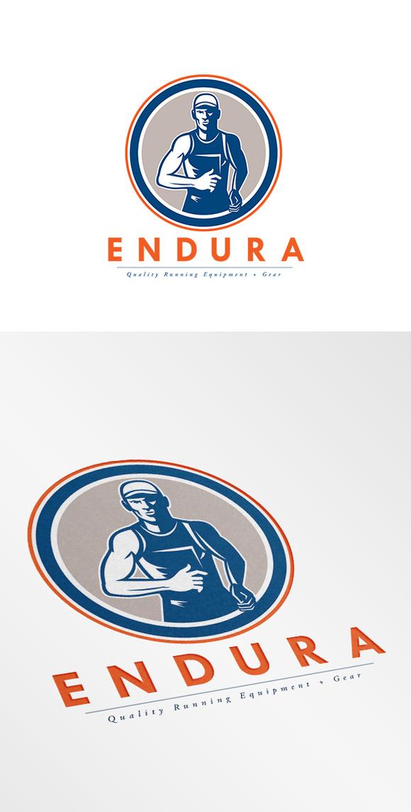 Endura Running Gear Logo