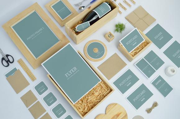 Wedding Branding Mock-Ups
