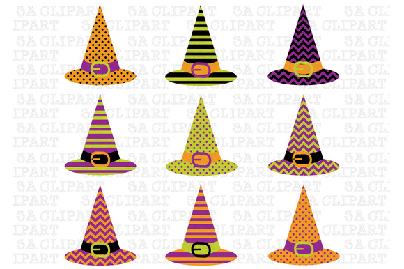 Halloween Hat ClipArt