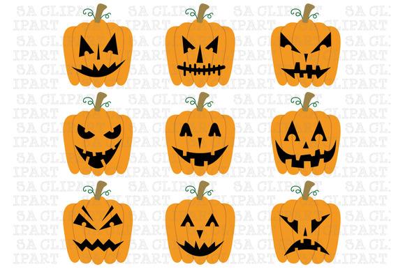 Holloween Pumpkin ClipArt