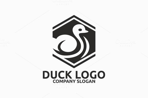 angry duck logo 187 designtube creative design content