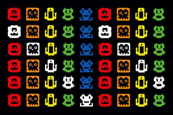 Space Invaders Dingbat
