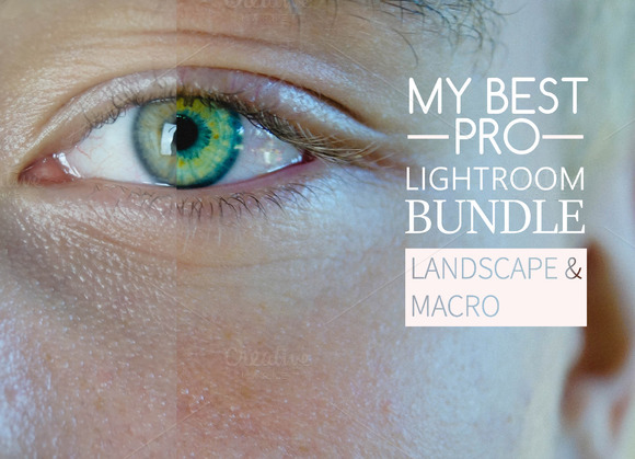 Pro Lightroom Presets Bundle Vol 1