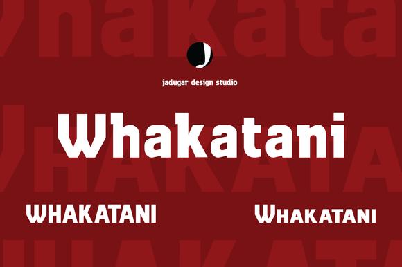 Whakatani-50% Off Promo