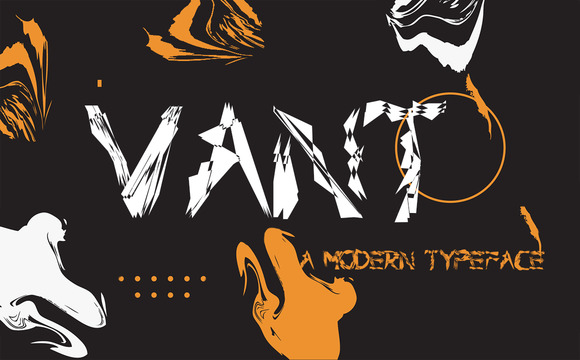 VANT Typeface