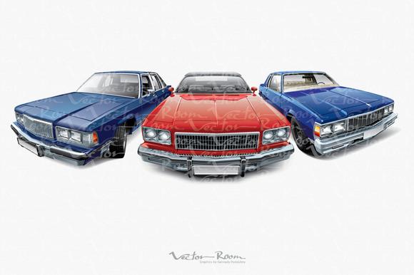Vintage American Automobiles