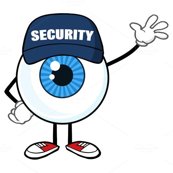 Security guard pictures cartoon rk rsnokmoeaaihyk scfw